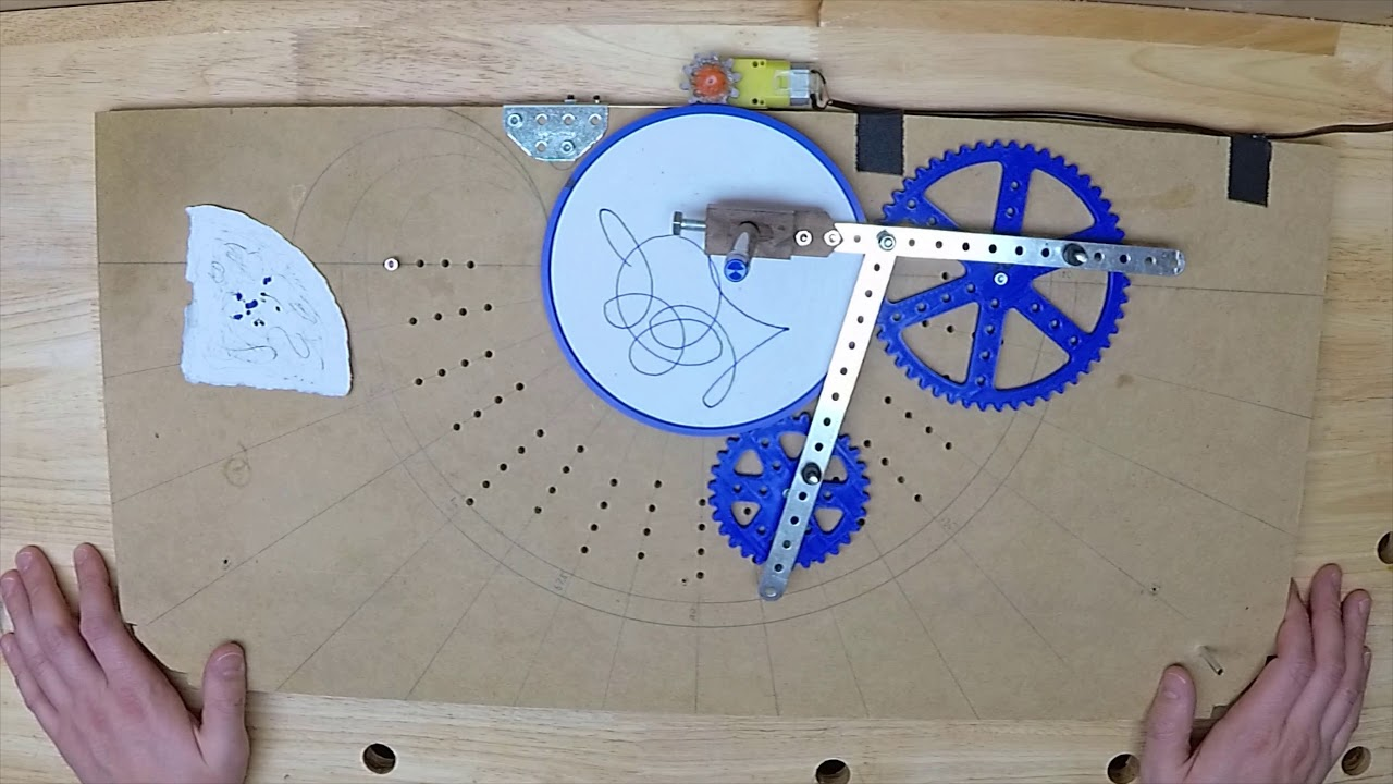 Cycloid Drawing Machine Where To Buy