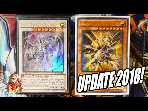 *YUGIOH* BEST! FELGRAND DECK PROFILE! FT. BLUE-EYES! BUDGET! JANUARY 2018 (YuGiOh Deck Profile 2018)