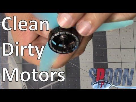 Clean Your Motors