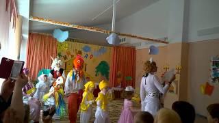"""""""Кошкин дом"""" - мюзикл (д/с """"Островок"""")"""