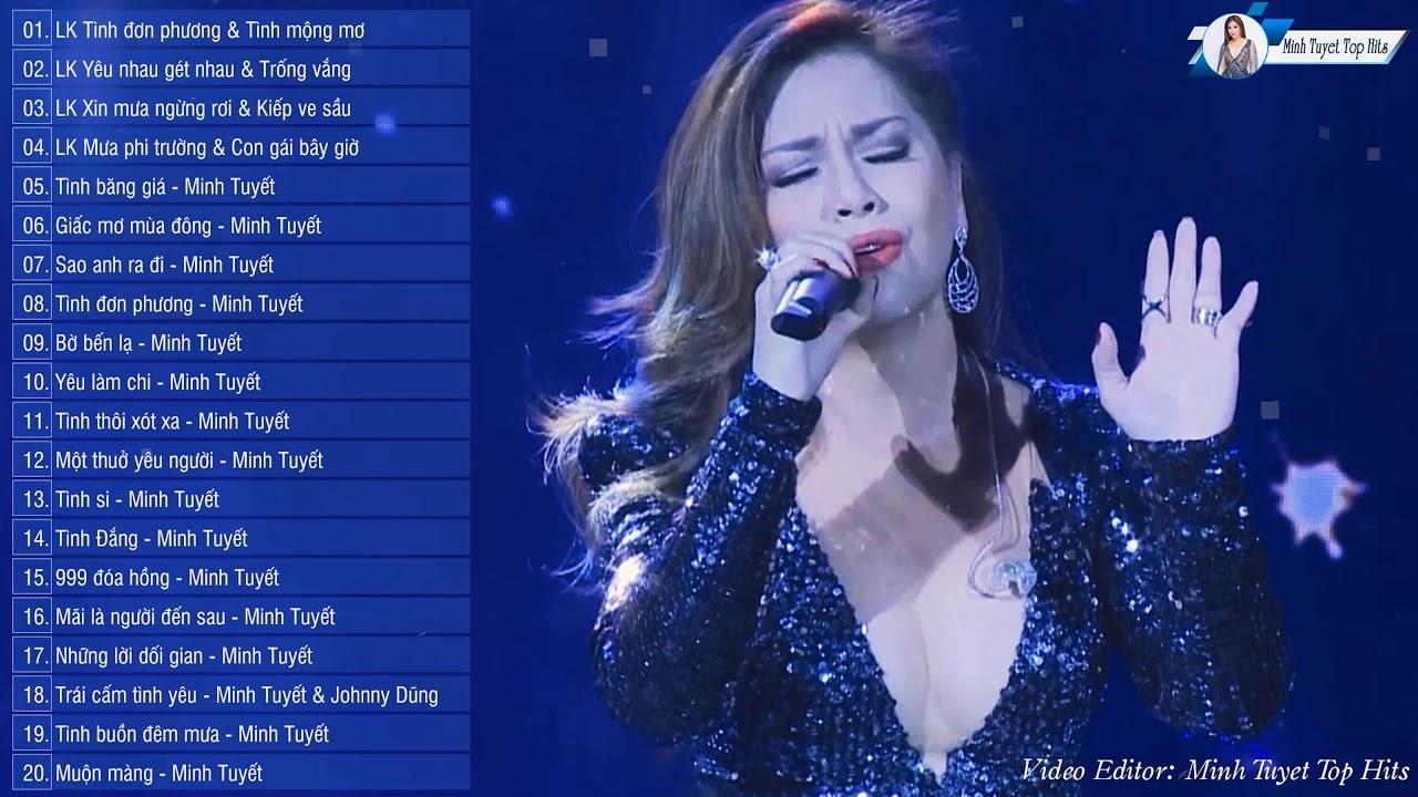 The Best Of Minh Tuyết – LK Top Hits Hải Ngoại Sôi Động, Nhạc Trẻ Chọn Lọc Hay Nhất Minh Tuyết