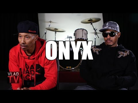 Onyx on Getting Call About Jam Master Jays Murder, Dont Think it Will be Solved Part 8