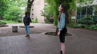 Full-length version of Portland State's national anthem duet