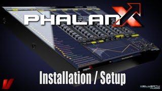 VPS Phalanx Installation Content