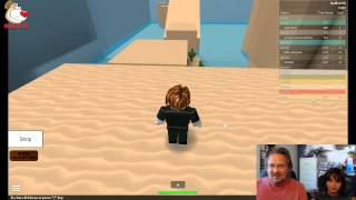 Let's Play ROBLOX: Speed Run 4 - ODNT #21