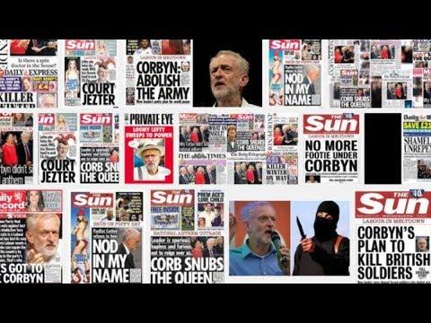British Media Against Corbyn (pt 2/2)