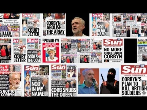 British Media Against Corbyn (pt 2/2)