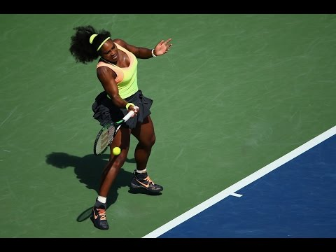 2015 Western & Southern Open Third Round | Serena Williams vs Karin Knapp | WTA Highlights