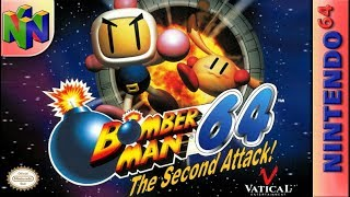 Longplay of Bomberman 64: The Second Attack!