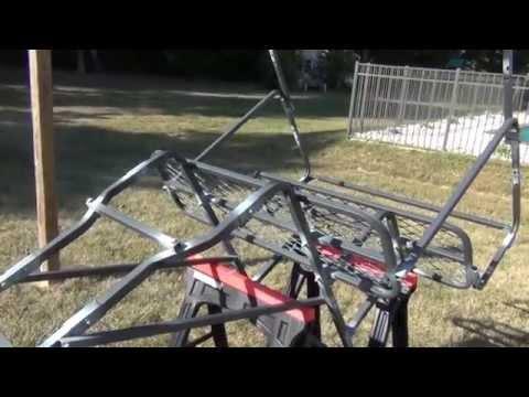 Tree Stand (Ladder type) Preparation - Part 1