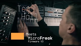 MicroFreak - Firmware V3 | Performance by Tom Hall
