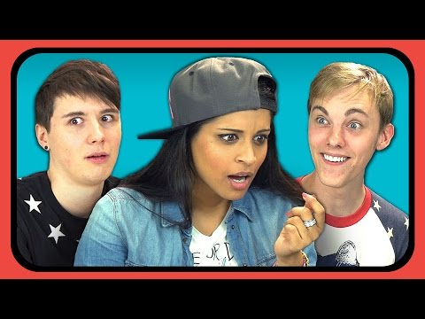 YouTubers React to K-pop #2
