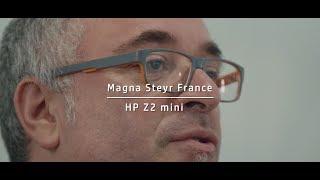 le hp z2 mini chez magna steyr france un niveau suprieur de puissance