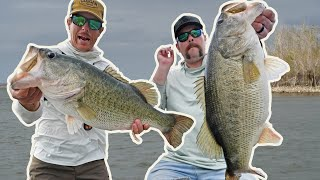 Fishing the JUICE! | Locating Big Spring Bass