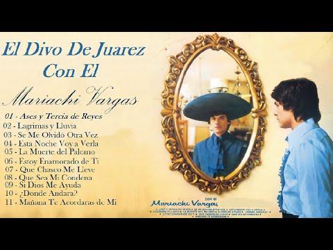 4to L.P .- Juan Gabriel con el Mariachi Vargas de Tecalitlan