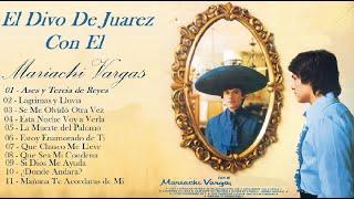 4to L.P .- Juan Gabriel con el Mariachi Vargas de Tecalitlán