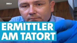 Nach einem einbruch oder gewaltverbrechen ist er der erste am tatort: dominic gillot arbeitet für die spurensicherung, den so genannten kriminaldauerdi...