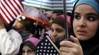 "How Much Do Americans ""Disapprove"" Of Arab-Americans & Muslim-Americans?"
