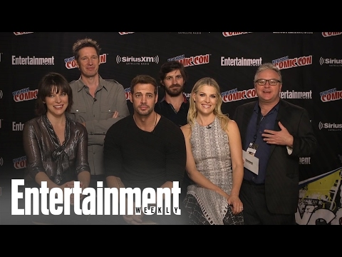 Resident Evil: Cast & Crew Members On Their Characters And The Final Chapter | Entertainment Weekly