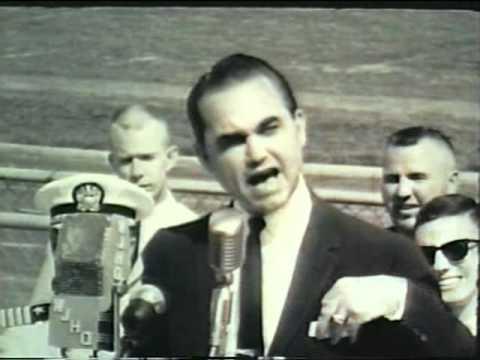 My Favorite George Wallace Joke-Auburn University, 1964