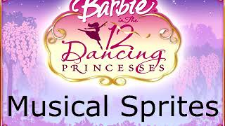 Barbie in the 12 Dancing Princesses (PC) (2006) - Musical Sprites