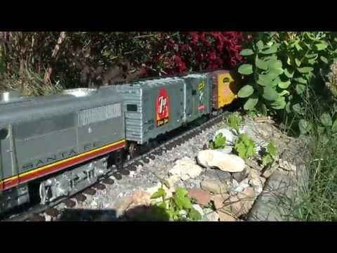 T & Z Garden Railroad.