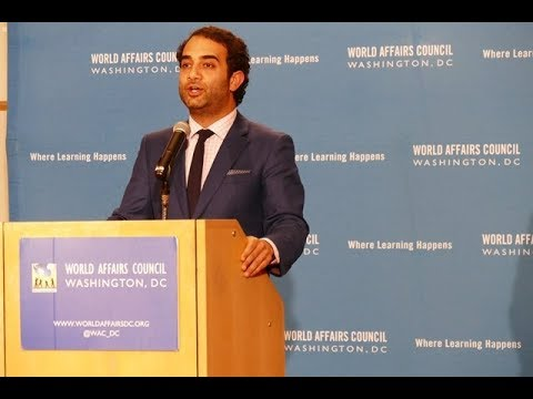 World Affairs TODAY Season 13 Episode 9: Author Dr. Shadi Ha
