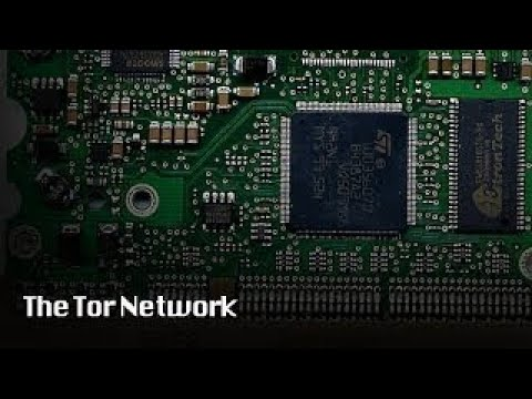 The Tor Network (with Jacob Applebaum)