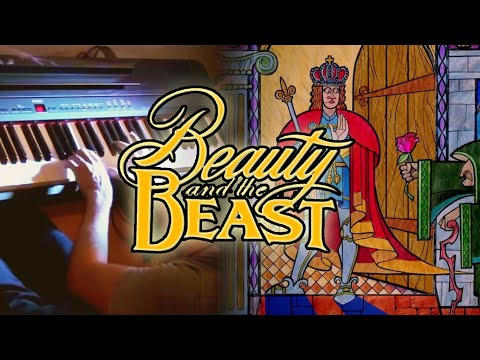 Beauty and the Beast - Prologue on Piano | Rhaeide