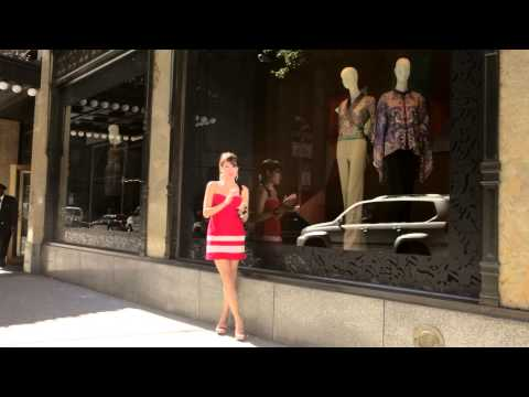 Shopping & Eating with Cinta Laura Kiehl In New York City
