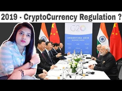 Cryptocurrency regulation g20 financial system