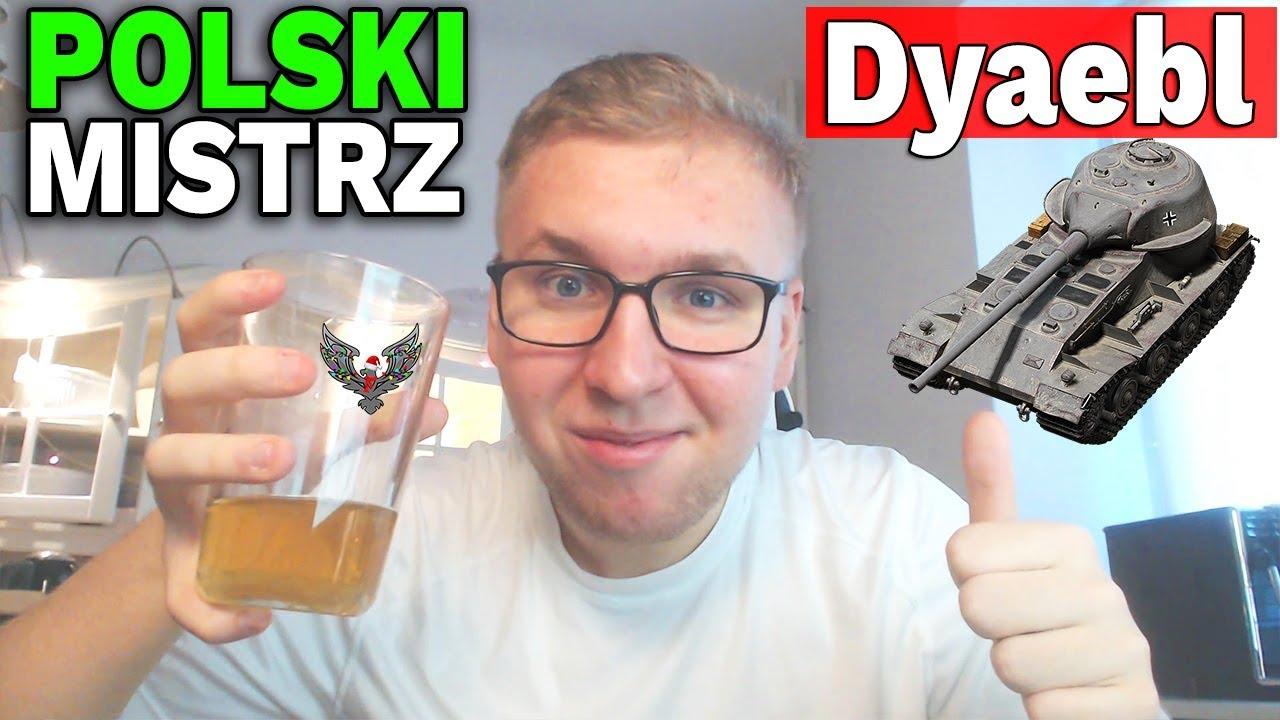 Dyaebl, czyli POLSKI MISTRZ – Gramy jak FAME #2 – World of Tanks