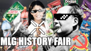[60FPS] MLG History Fair Project