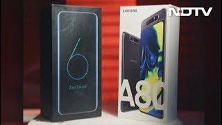 Samsung Galaxy A80 vs Asus 6Z