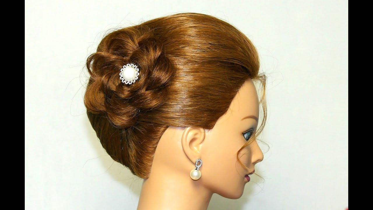 Krazyrayray Hair Flower