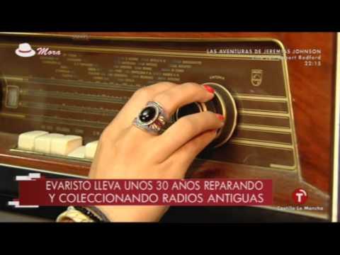 Ancha es Castilla-La Mancha. Radios antiguas Mora.