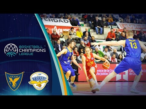 UCAM Murcia v EWE Baskets Oldenburg - Full Game - Basketball Champions League