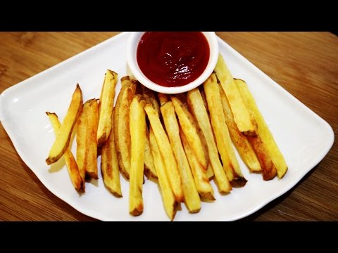 How To Make Healthy Baked Potato Fries (No Oil) Plus Honest Dad Taste Test Included