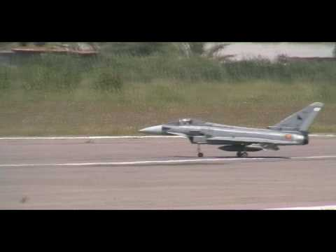RC Eurofighter Typhoon Jet