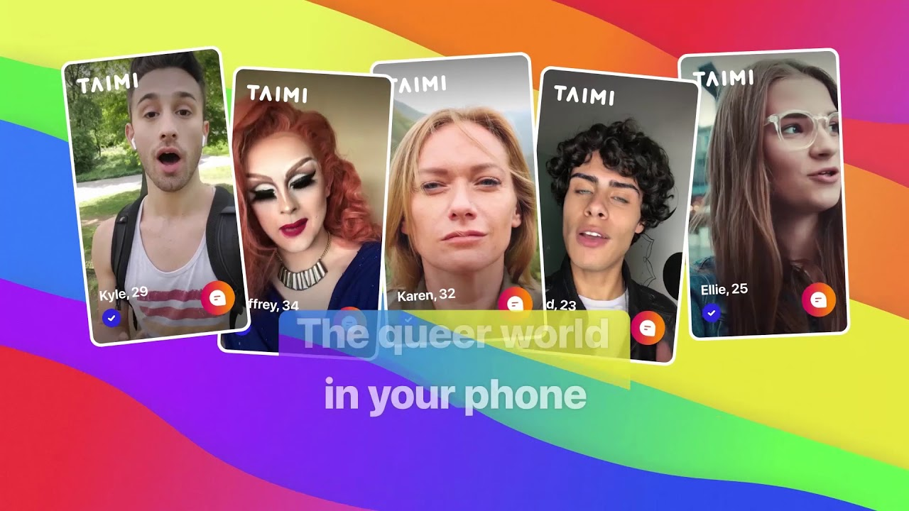 Download Taimi - LGBTQI+ Dating, Chat and Social Network on PC with MEmu