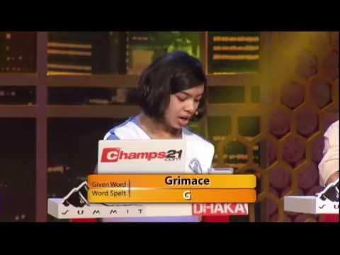 Spelling Bee Season 4 - Episode 05