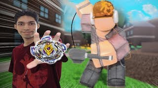 I begin my story of being the best fighter in Beyblades! Roblox: B: Rebirth