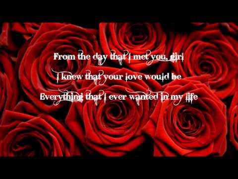 Marc Anthony - I Need You (Lyrics)
