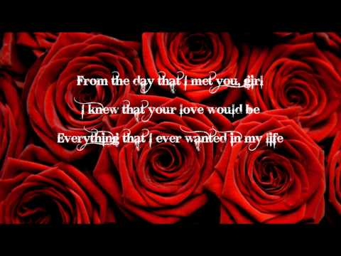 Marc Anthony - I Need You (Lyrics)