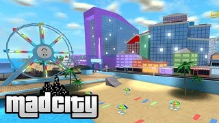 ROBLOX MAD CITY WIE ZU WALL GLITCH 2019!