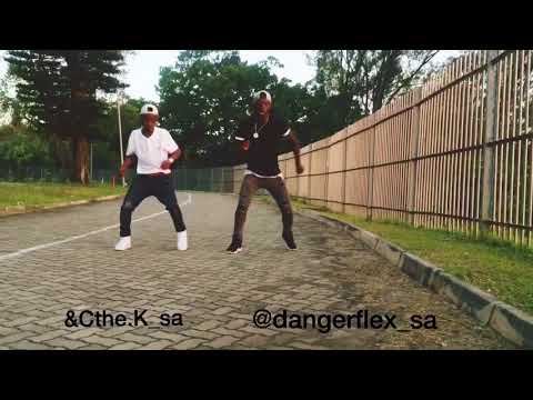 Distruction Boyz Gqom is the future 🔥new bhenga dance for December Vosho (Must watch) DangerFlex