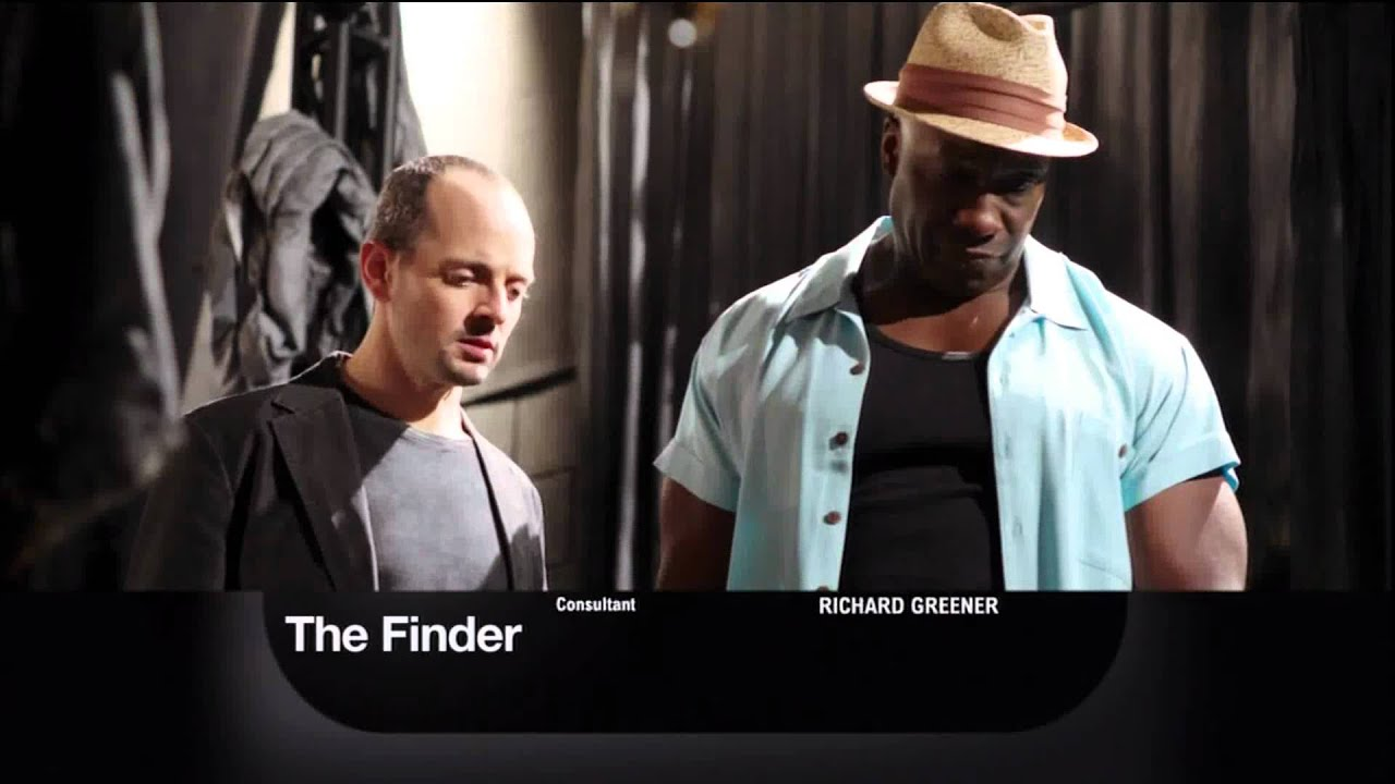 """Download The Finder 1x05 Promo """"Life After Death"""" (HD)"""