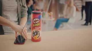 Pringles - New Party Speaker