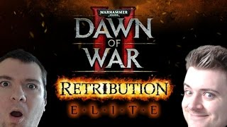Warhammer 40,000: Dawn of War 2 Retribution ELITE MOD - 3v3 MADNESS!