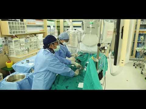 ห้องสวนหัวใจ โรงพยาบาลกรุงเทพหาดใหญ่